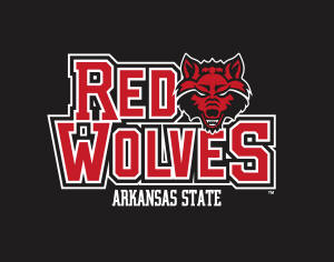 Arkansas State University's new Red Wolves logo represents colossal collaborative effort.