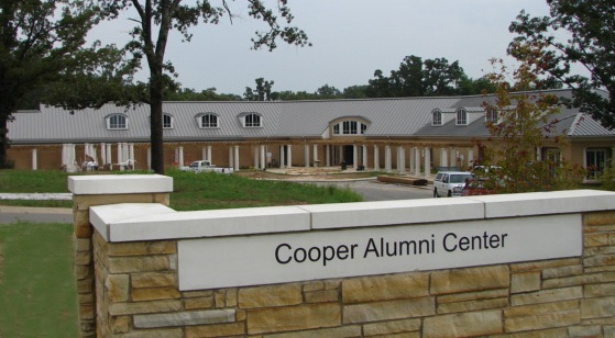 The Cooper Alumni Center will hold an open house Saturday, Sept. 20, from 4-5:30 p.m.