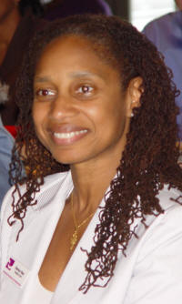 Dr. Sherece West