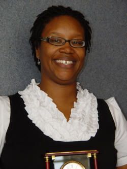 Dr. Cherisse Jones-Branch is the 2009 Campus Excellence Award winner for her intellectual and personal commitment to diversity.
