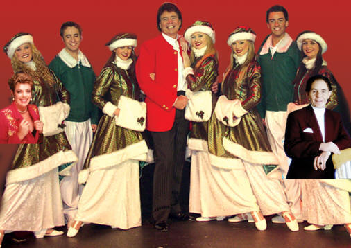 "The multitalented cast of Tony Kenny's ""Christmas Time in Ireland"" will take the stage of Riceland Hall, Fowler Center, on Monday, Dec. 15 at 7:30 p.m., for a Christmas extravaganza."