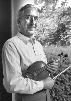 "Dr. Alan Jabbour will present a lecture, ""Fiddle Tunes of the Old Frontier,"" illustrated with musical selections, on Friday, March 13, 3:30 p.m., in the ASU Museum, Room 357."
