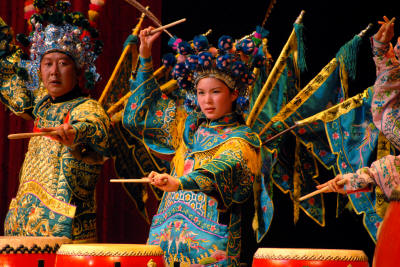 Jigu! Thunder Drums of China presents exciting and spectacular entertainment for audiences of all ages.
