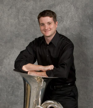 Kevin Sanders performs Oct. 20 at 7:30 p.m. in the Fine Arts Center Recital Hall