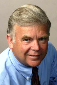 Massachusetts newspaper CEO Larry McDermott is the final speaker in the Journalism Alumni Speakers Series, Monday-Tuesday, Nov. 10-11.