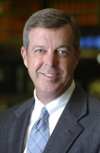 John Phipps is this year's featured luncheon speaker at ASU's 2009 Agribusiness Conference, Wednesday, Feb. 11.